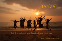 TANZA Dynamic Transformation, Music Movement Meditation.